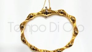 PULSERA MATE/BRILLO ORO AMARILLO 18K (750ml)
